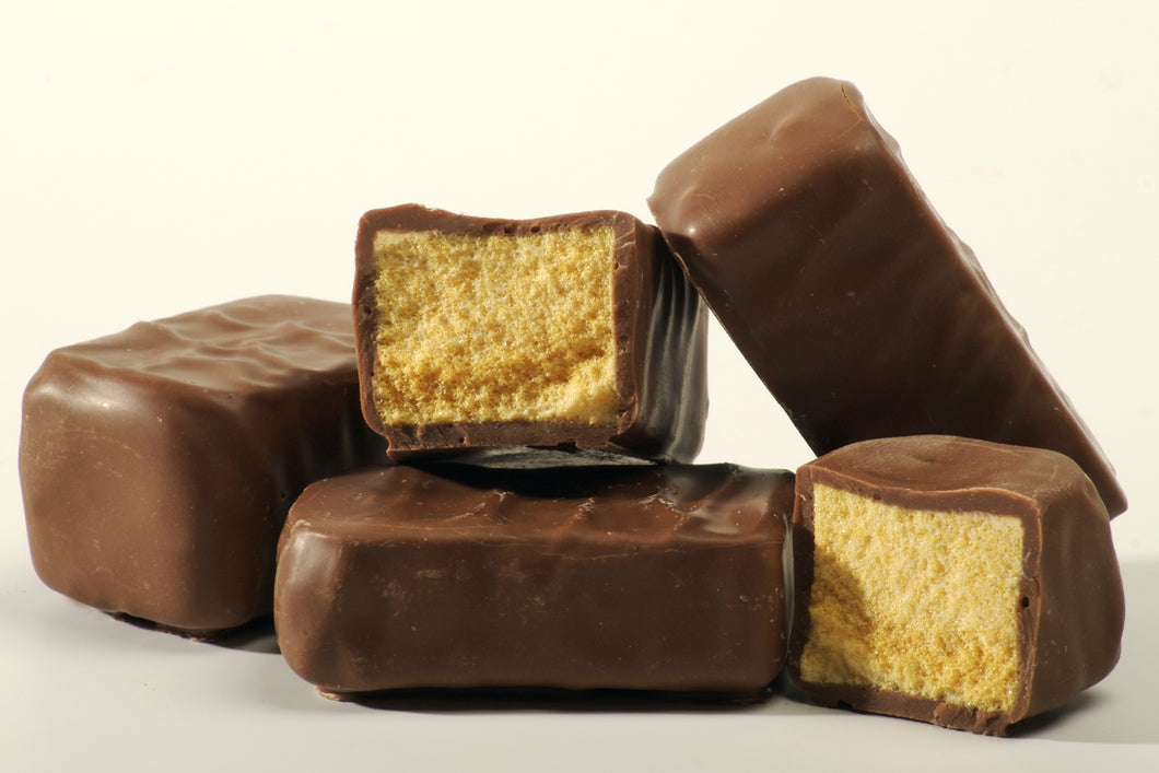 Sponge toffee - Milk chocolate