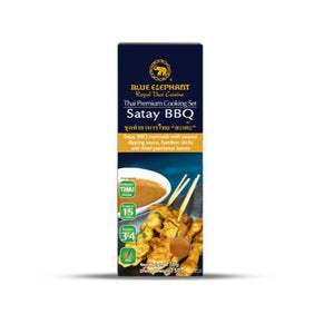 Blue Elephant - Satay cooking set