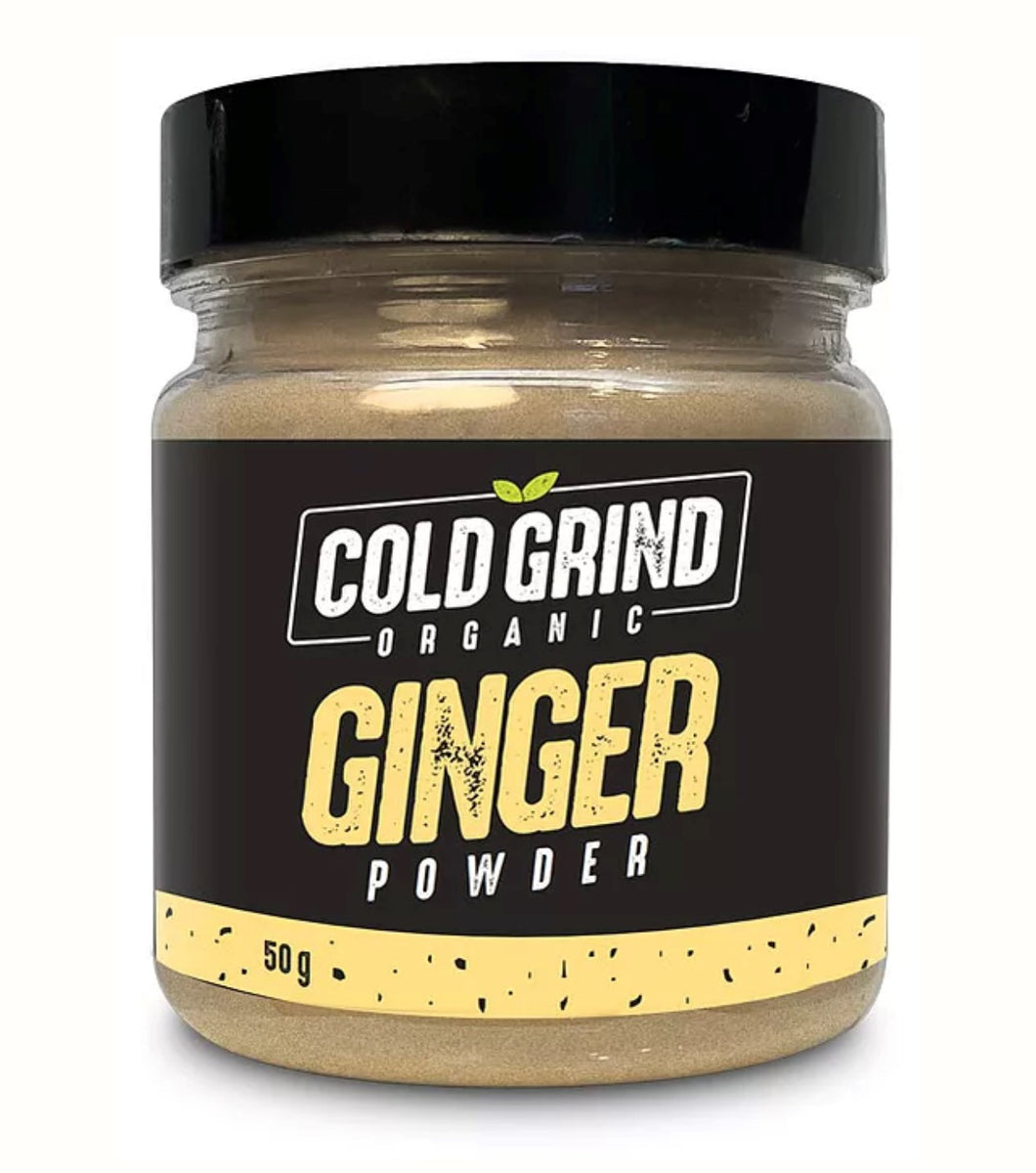 Cold Grind - Ginger Powder