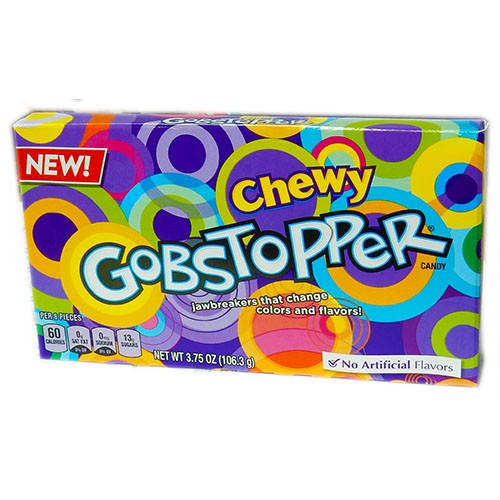 Gobstopper Chewy