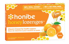 Load image into Gallery viewer, Honibe - honey lozenges - honey Vitamin C