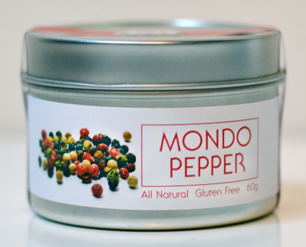 The Epicentre - Mondo pepper