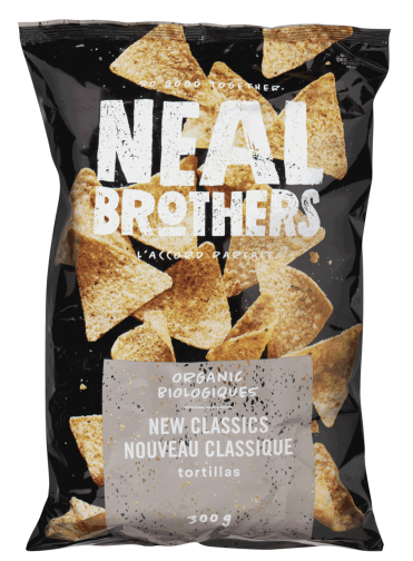Neal Brothers - New Classics Tortilla chips