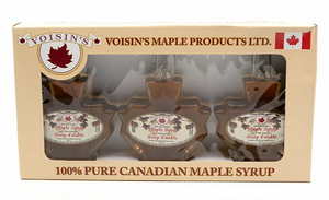 Voisin's Maple Syrup 3-pack 50ml