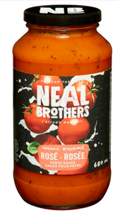Neal Brothers - Rose pasta sauce