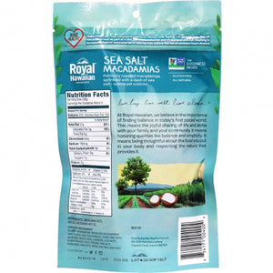 Royal Hawaiian Macadamia Nuts - Sea Salt