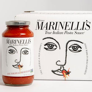 Marinelli's pasta sauce - Tomato and basil