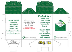 St. Patrick's Day-Envelope