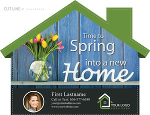 Spring into a new home