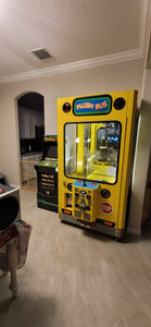 Plush Bus - Arcade Crane Machine