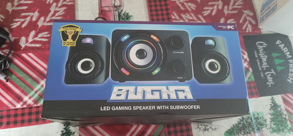 Gaming Speaker With Subwoofer