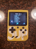 Mini Retro Handheld Game Console (400 Games In 1) - Shop Market Deals