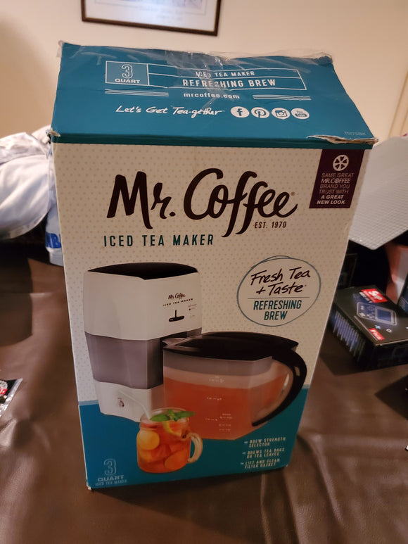 Mr Coffee - Iced Tea Maker - Shop Market Deals