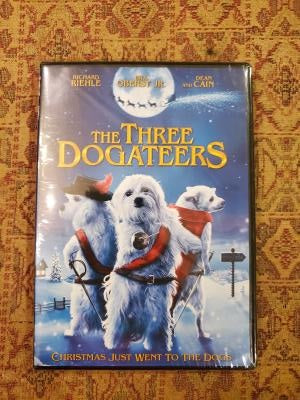 The Three Dogateers - Shop Market Deals