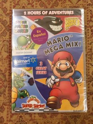 Mario Mega Mix - Shop Market Deals
