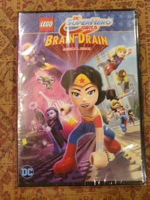 Lego Super Hero Brain Drain - Shop Market Deals