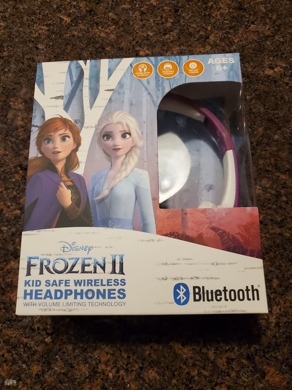 Frozen II Wireless Headphones - Shop Market Deals