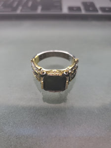 14K Gold Plated Ring - Shop Market Deals