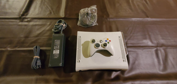 Microsoft Xbox 360 Console 20GB Complete Set - Shop Market Deals