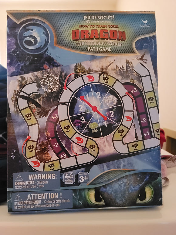 How to Train Your Dragon: The Hidden World - Path Game - Shop Market Deals