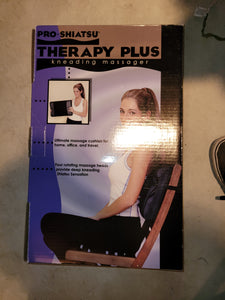 Therapy Pluse Kneading Massager - Shop Market Deals