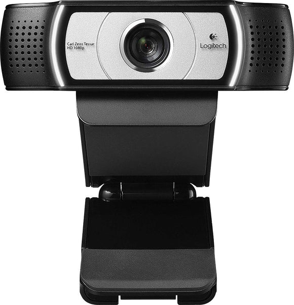 Logitech - Pro Webcam - Black - Shop Market Deals