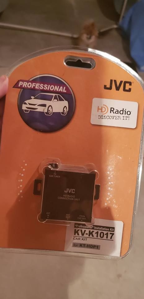 JVC Radio Kit - Shop Market Deals