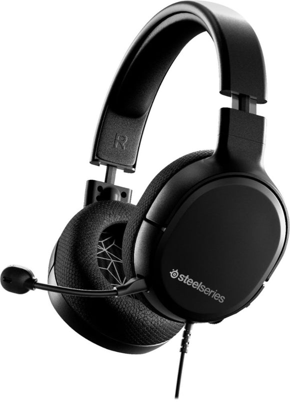 SteelSeries - Arctis 1 Wired Stereo Gaming Headset for PC - Black - Shop Market Deals