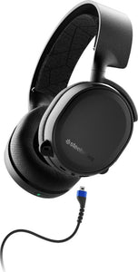 SteelSeries - Arctis 3 Bluetooth 2019 Edition Wireless Stereo Gaming Headset - Black - Shop Market Deals