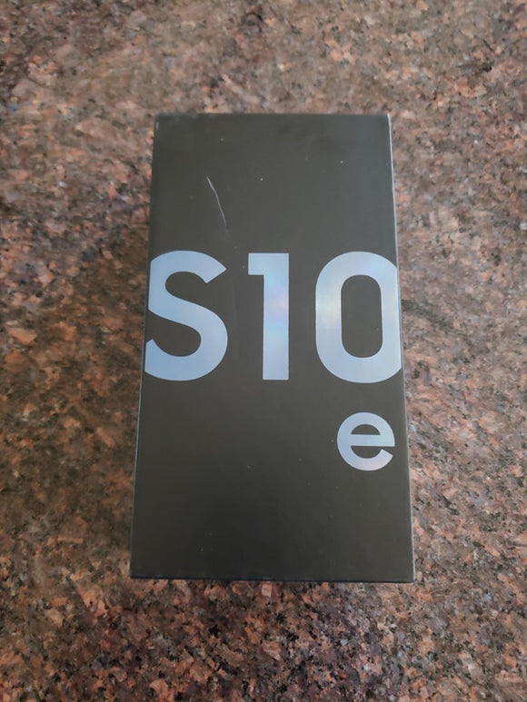 Samsung Galaxy S10E - Factory Unlocked - Shop Market Deals