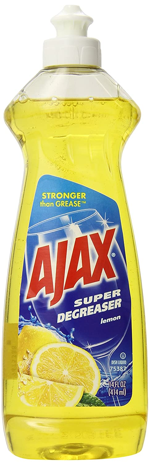 Ajax Super Degreaser Dish Liquid - Shop Market Deals