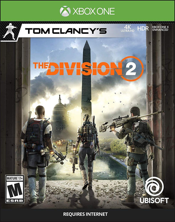 Tom Clancy's The Division 2 Twister Parent