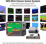 Mini Vintage Retro TV Game Console (Anniversary Edition) - Shop Market Deals