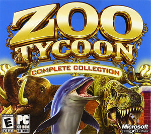 Zoo Tycoon - Complete Collection (PC) - Shop Market Deals