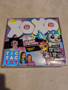 Tic Tac Toy XOXO Exclusive Glitter Friends - Shop Market Deals