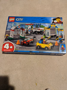 LEGO City Garage Center 60232 Toy Truck Building Kit for Kids (234 Pieces) - Shop Market Deals