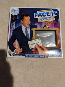 The Tonight Show Starring Jimmy Fallon Face It Challenge Party Game - Shop Market Deals
