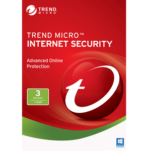 Trend Micro Antivirus Plus Security 2019 - 1 Year for 3 PC's - Shop Market Deals