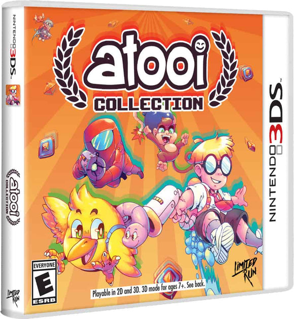 Atooi Collection 3DS - Limited Rare Run - Shop Market Deals