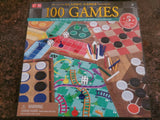 Ambassador: 100 Classic Games - Board Game Set - Shop Market Deals