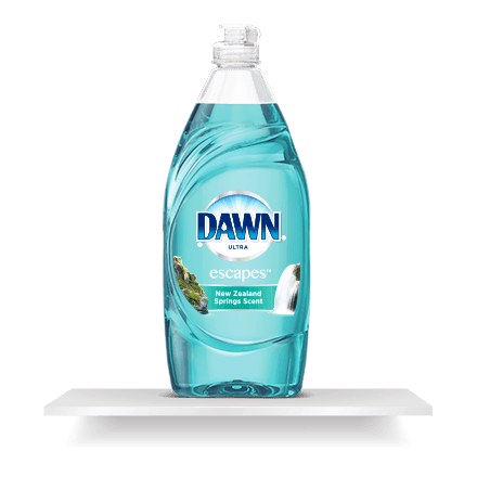 Dawn Ultra Escapes Dishwashing Liquid - Shop Market Deals