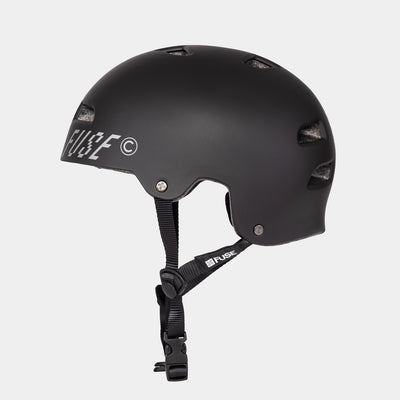 ALPHA Helmet Matt Black