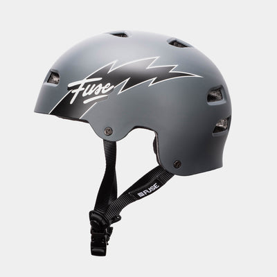 ALPHA Helmet Matt Flash Grey