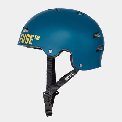 ALPHA Helmet Matt Navy Blue