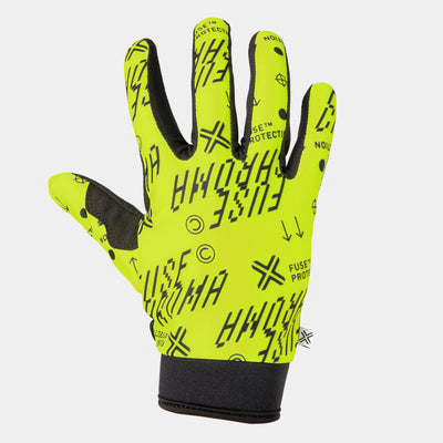CHROMA Glove – Alias Neon Yellow