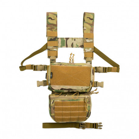 RESGEAR SYSTEM CHEST RIG FULL SET