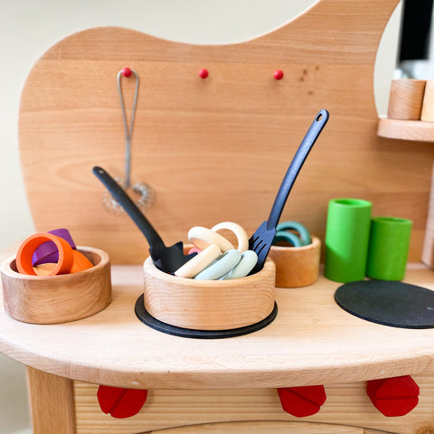 Loose parts for cooking