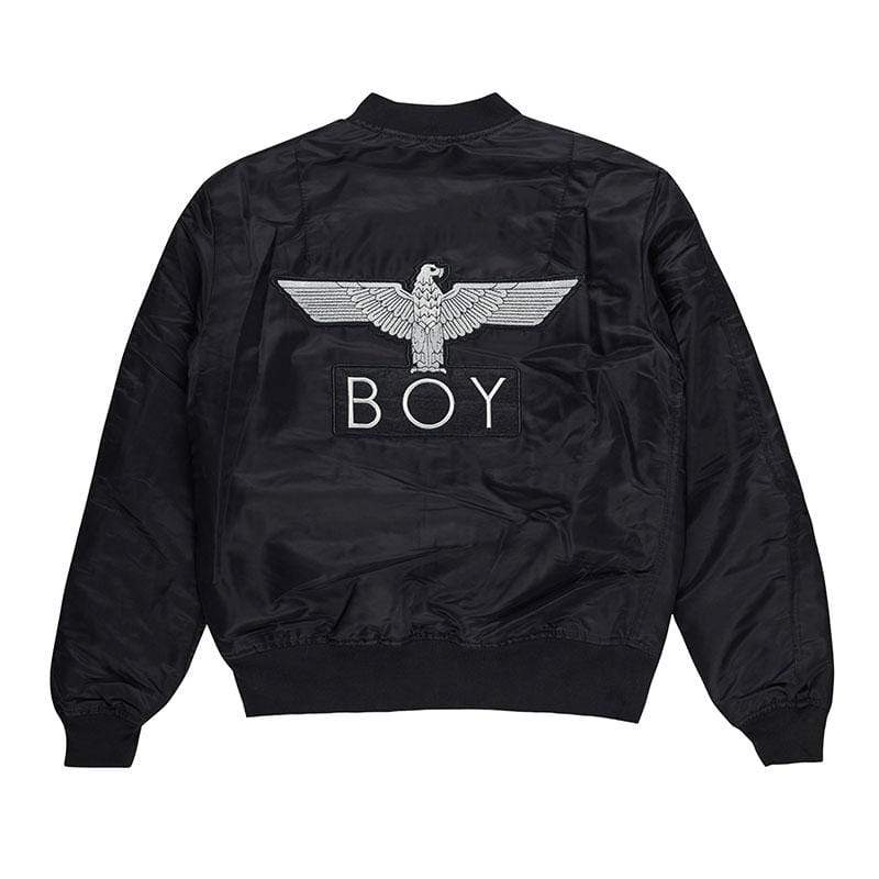 BOY LONDON JACKET BOY MA1 REVERSIBLE BOMBER JACKET