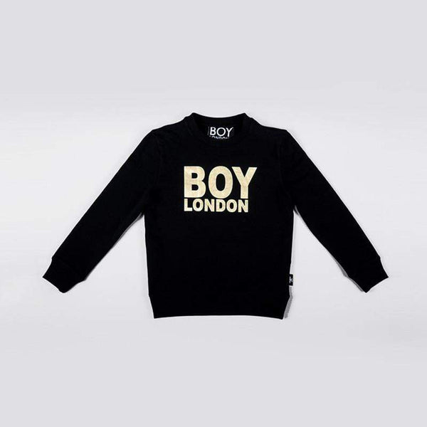 BOY LONDON KIDSWEAR 3-4 YEARS / GOLD BOY LONDON KIDS SWEATSHIRT