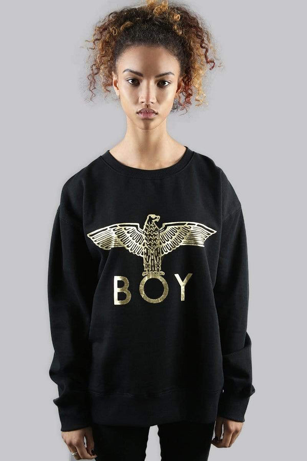 boy-london-shop SWEATSHIRT BOY EAGLE SWEATSHIRT